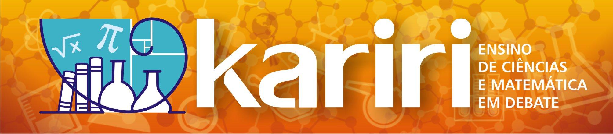 Kariri: Educação em Ciências e Matemática em Debate